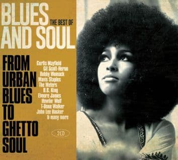 Various<br>Best Of Blues And Soul<br>2CD, Comp